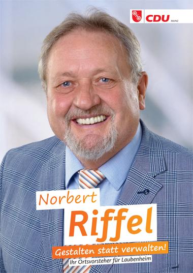 Norbert Riffel - Laubenheim